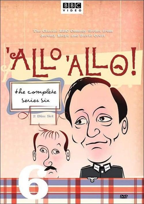 'Allo 'Allo!: Season 6