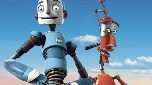 Robots - The Biggest Comedy Ever Assembled! - Azwaad Movie Database