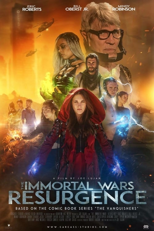 Watch The Immortal Wars: Resurgence Online