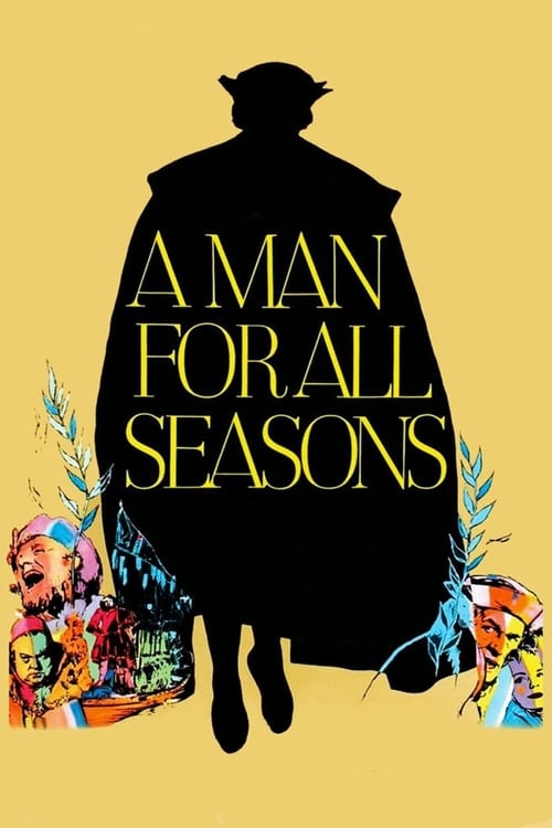 Watch A Man for All Seasons (1966) Full Movie