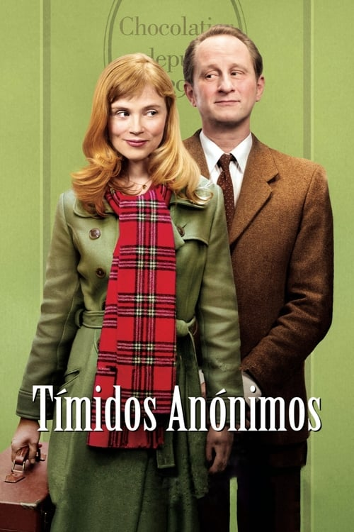 Película Tímidos anónimos En Español En Línea