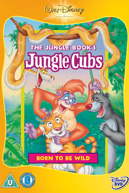 فيلم Jungle Cubs في نوعية جيدة