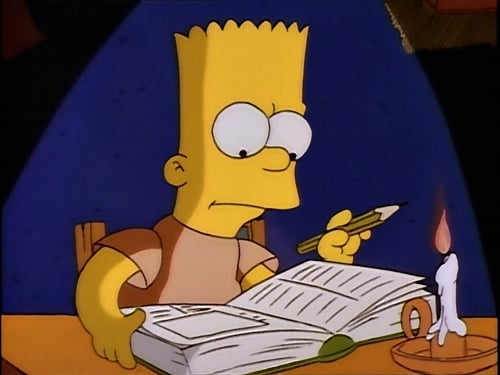 The Simpsons - Season 2 - Episode 1: Bart Gets an F