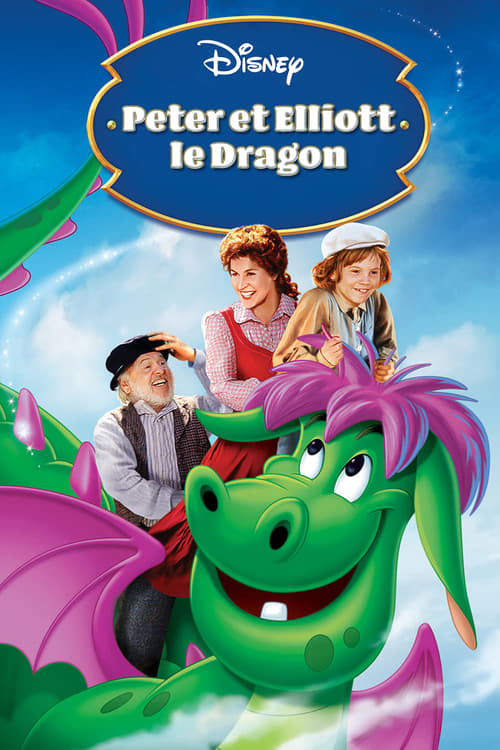 Voir Peter et Elliott le dragon (1977) streaming