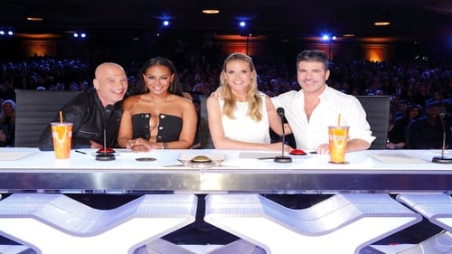 America's Got Talent: Season 11 – Épisode Auditions Week 1