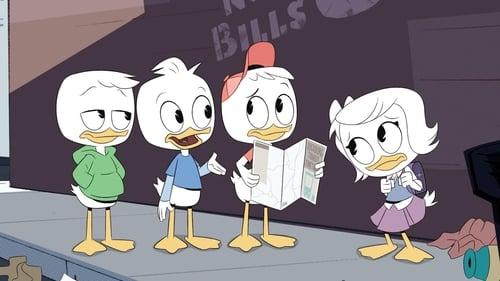 DuckTales: Season 1 – Episode Daytrip of Doom!