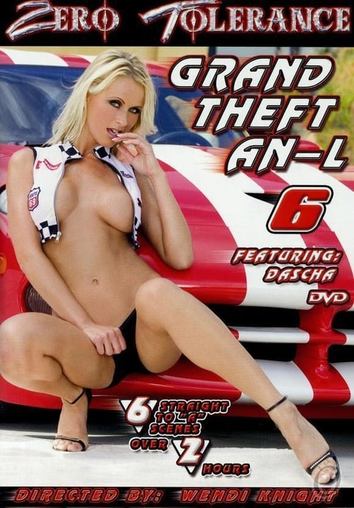 Grand Theft Anal 6