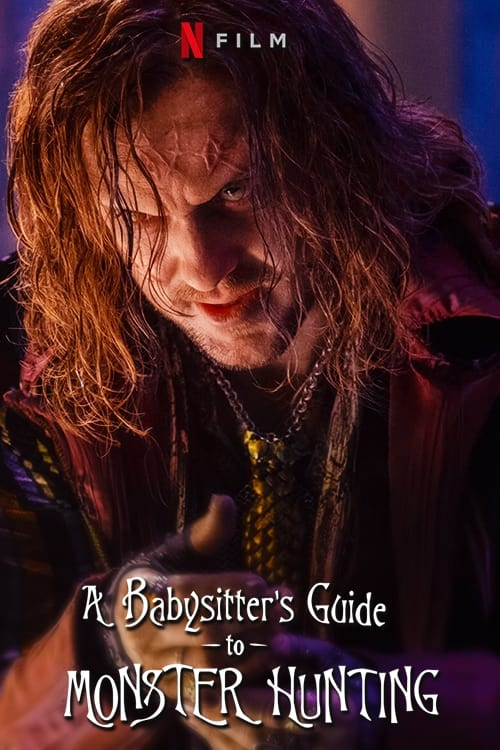 Here I recommend A Babysitter's Guide to Monster Hunting