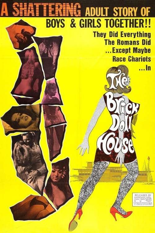 Largescale poster for The Brick Dollhouse