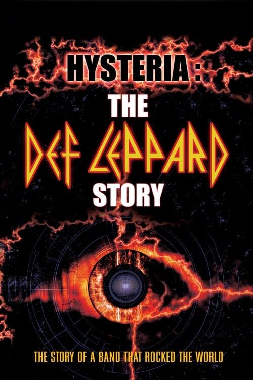 Película Hysteria: The Def Leppard Story En Buena Calidad Gratis