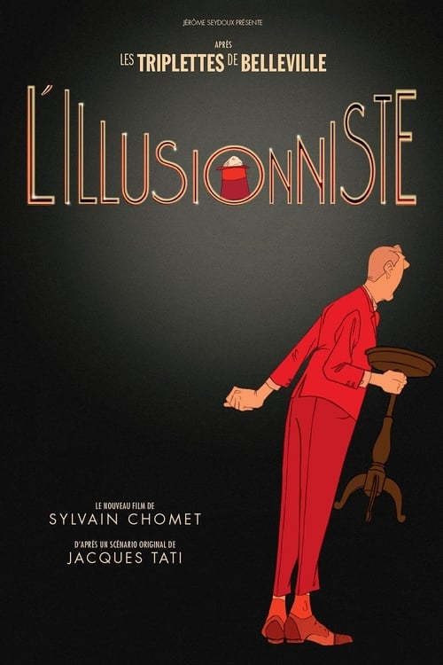 [FR] L'illusionniste (2010) streaming Youtube HD