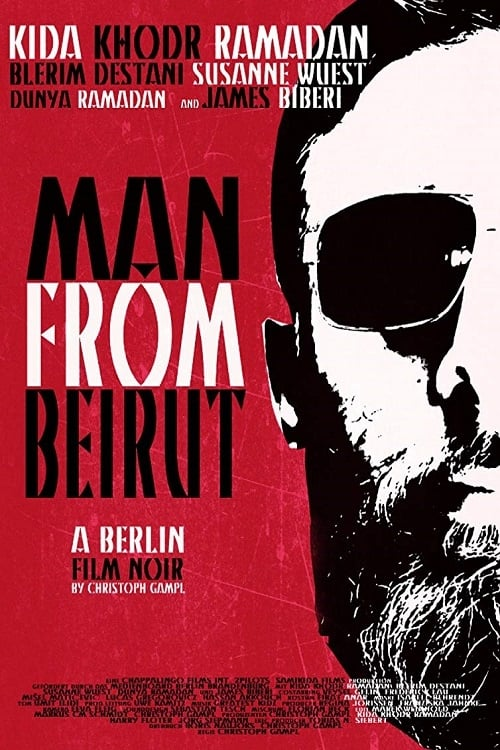 Man from Beirut poster