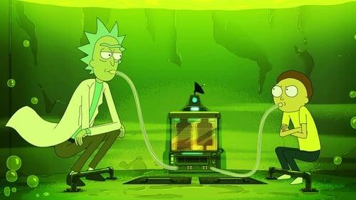 Rick and Morty - Season 4 - Episode 8: The Vat of Acid Episode
