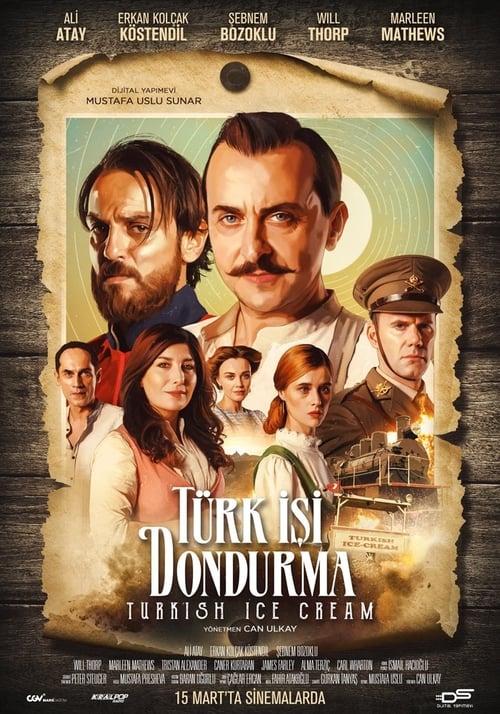 Türk Isi Dondurma ( Türk İşi Dondurma )