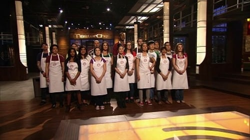 MasterChef: Season 3 – Episode Top 18 Compete