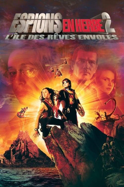 ➤ Spy Kids 2 - Espions en herbe (2002) streaming Youtube HD
