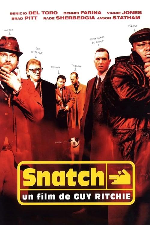 Regarder Snatch, tu braques ou tu raques (2000) Streaming HD FR