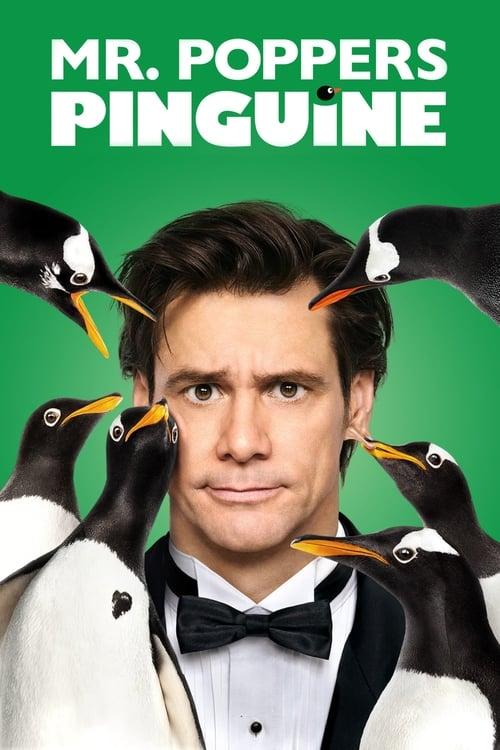Mr. Poppers Pinguine - Komödie / 2011 / ab 0 Jahre