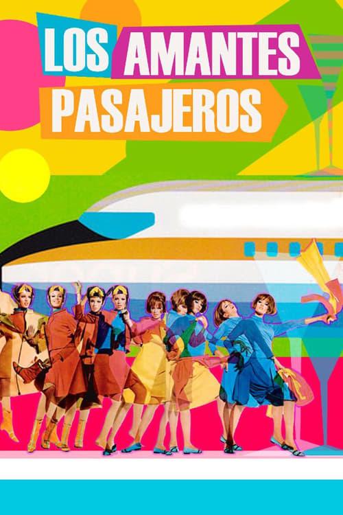 Imagen Los amantes pasajeros