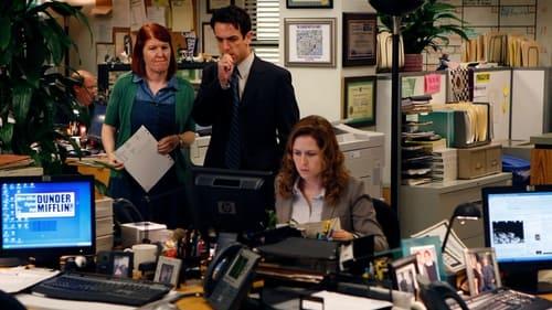 The Office - Season 6 - Episode 1: gossip