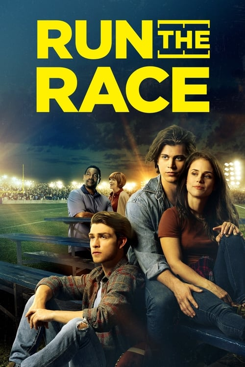 Run the Race Poster