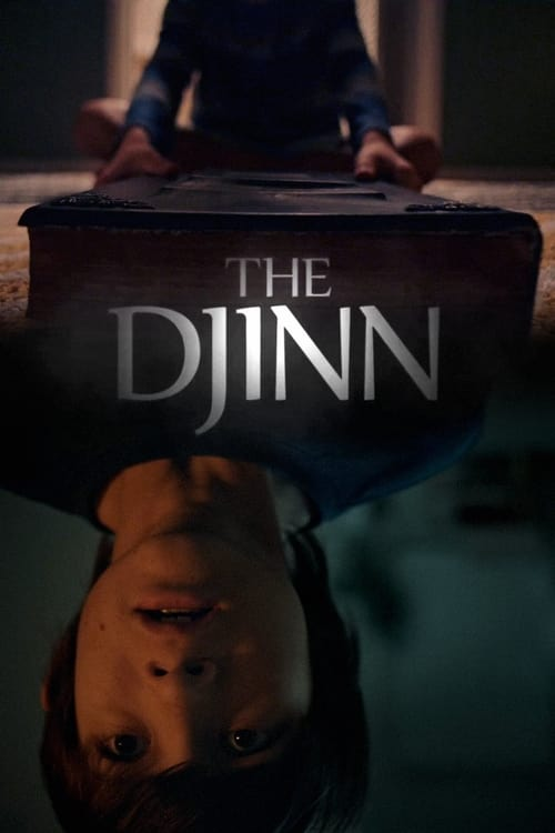 Largescale poster for The Djinn