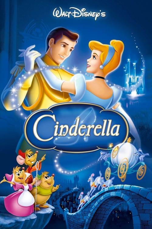 Watch Cinderella (1950) Best Quality Movie