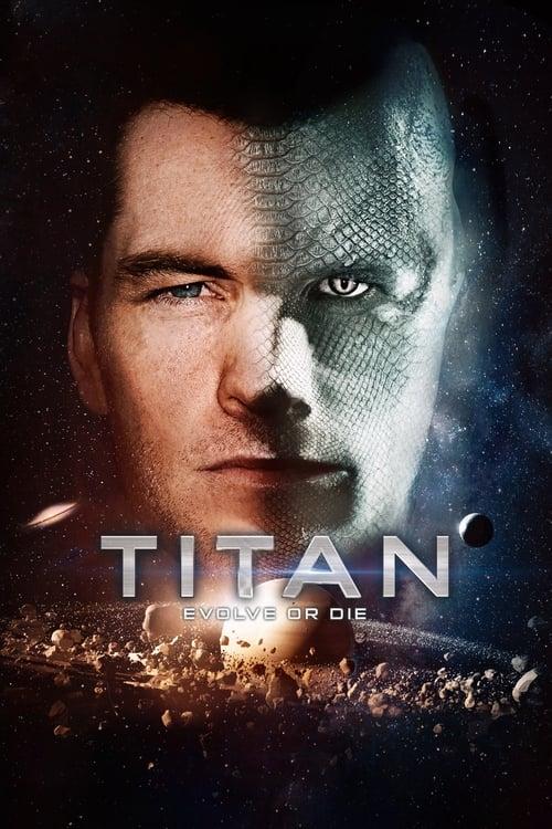 Poster von Titan - Evolve or Die