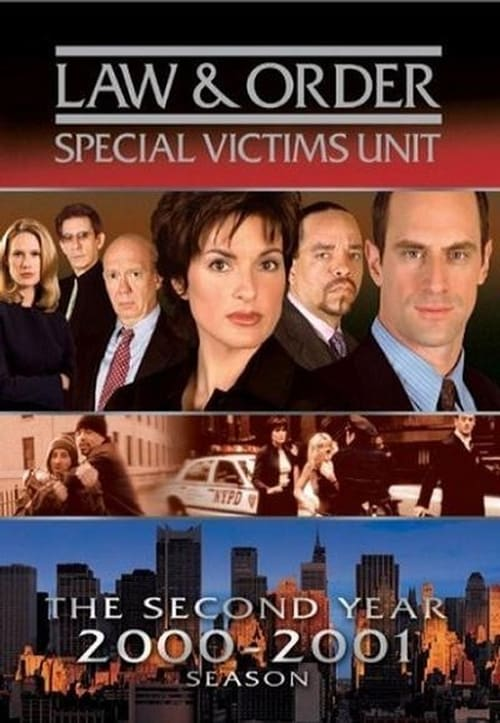 Law Order Special Victims Unit: Season 2
