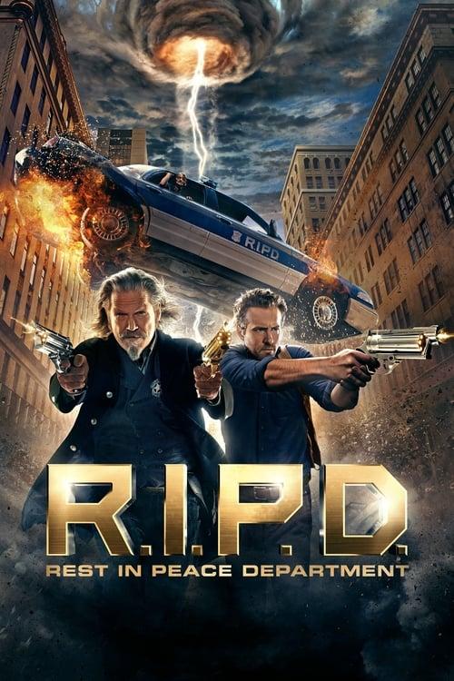 R.I.P.D. - Poster