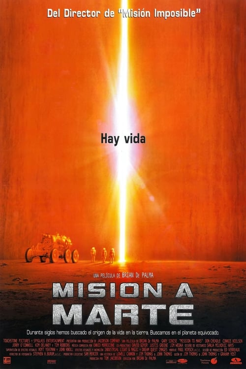 Mission to Mars pelicula completa