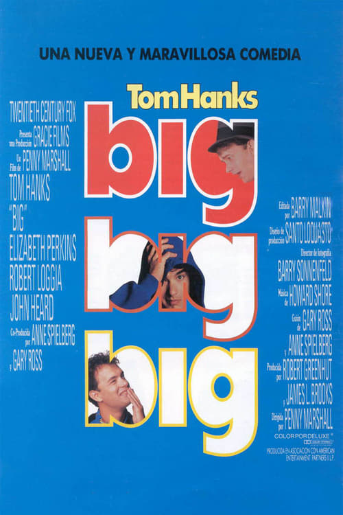 Big [Castellano] [rhdtv]