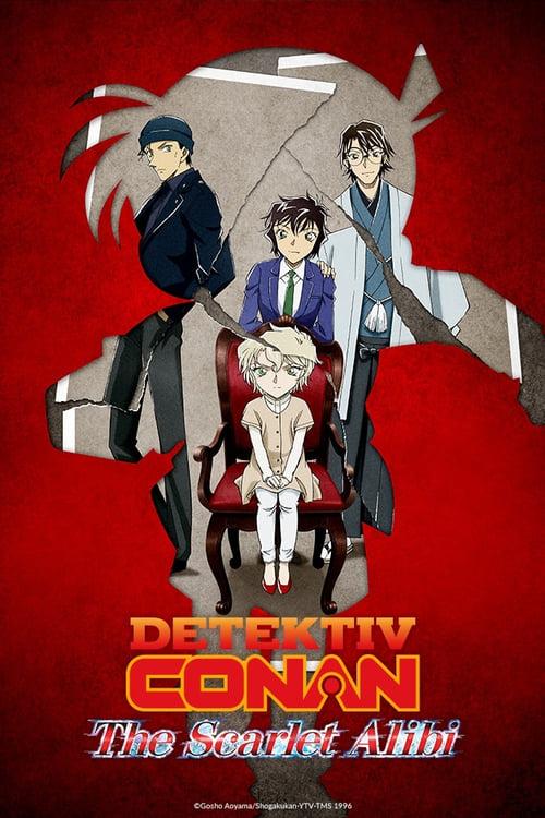 Detektiv Conan: The Special – Das scharlachrote Alibi - Animation / 2021 / ab 12 Jahre