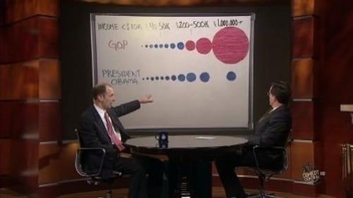 The Colbert Report 2010 Blueray: Season 6 – Episode Austan Goolsbee