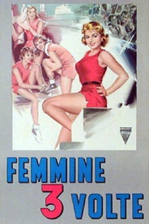 Assistir Filme Femmine tre volte Em Português Online