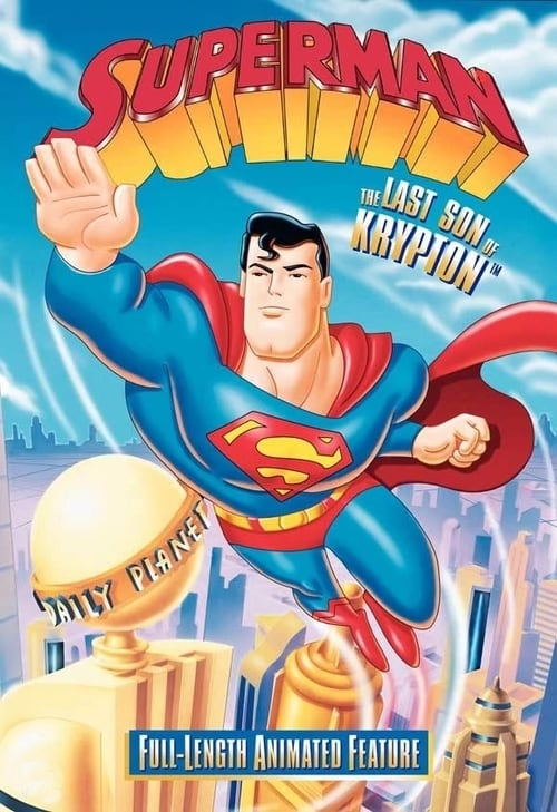 مشاهدة Superman - The Last Son of Krypton في نوعية جيدة HD 720p