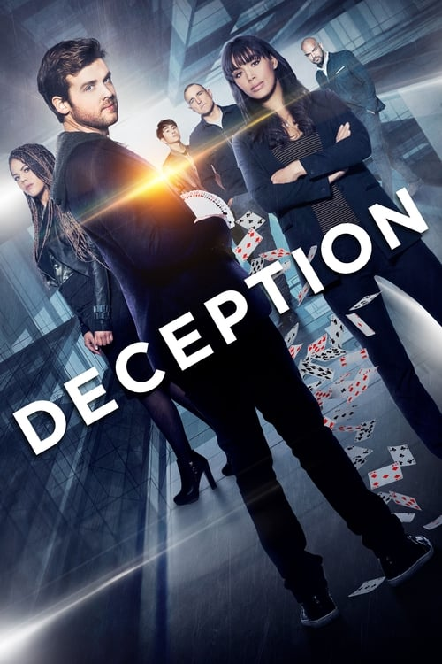 Poster von Deception
