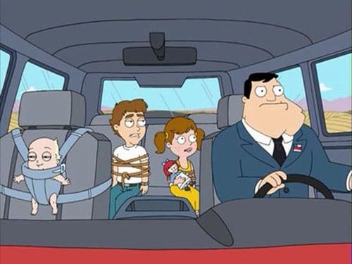 American Dad! - Season 4 - Episode 7: 7