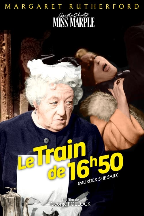Regarder Le train de 16h50 (1961) Streaming HD FR
