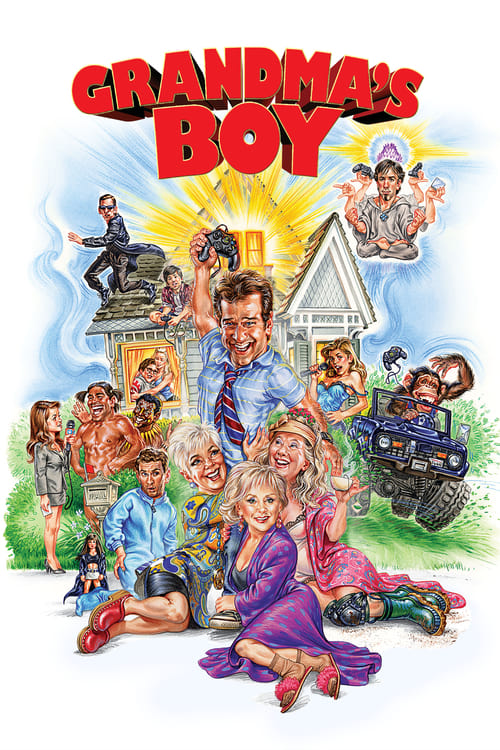 Streaming Grandma's Boy (2006) Best Quality Movie