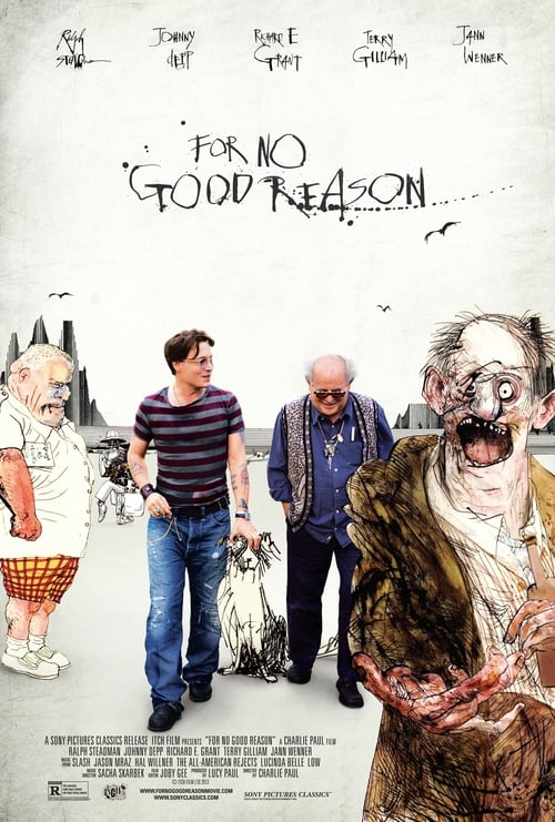 For No Good Reason (2012) Poster