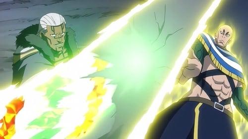 Fairy Tail: Season 2 – Episode Jura, the Tenth Saint