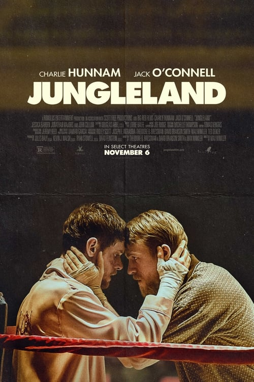 Largescale poster for Jungleland