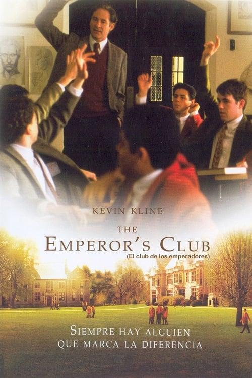 Película El club de los emperadores En Español