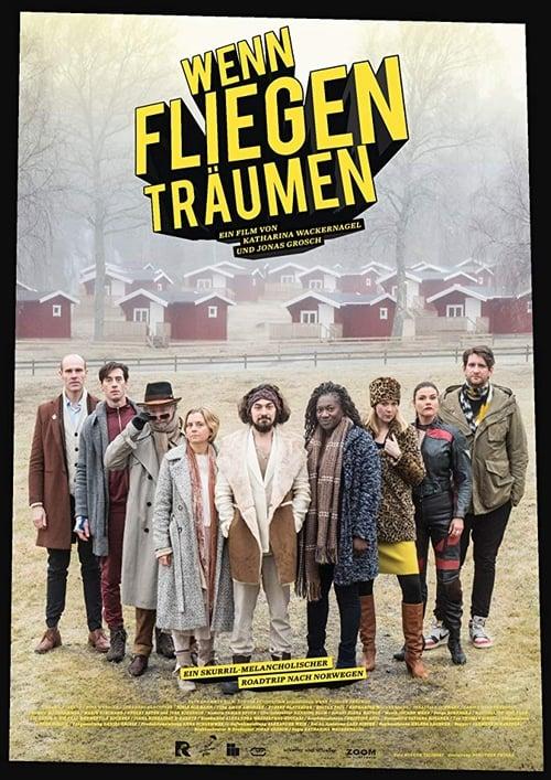 Mira La Película Wenn Fliegen träumen En Español