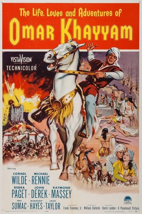 Largescale poster for Omar Khayyam