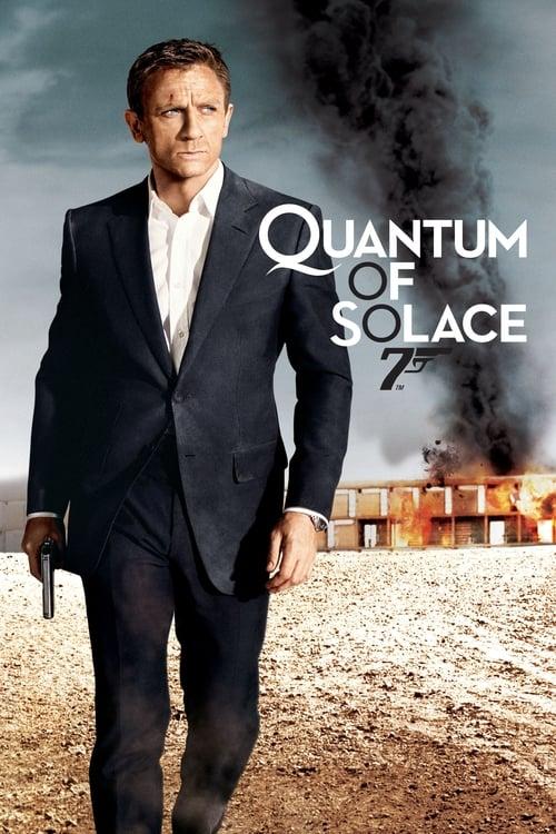Assistir 007 : Quantum of Solace
