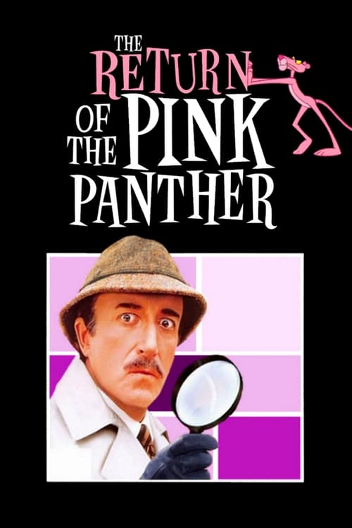 Watch The Return of the Pink Panther (1975) Movie Free Online