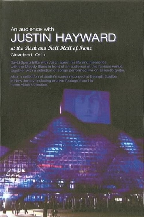 Justin Hayward - An Audience With