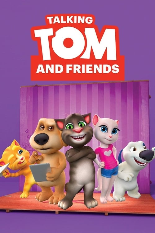Image Talking Tom and Friends